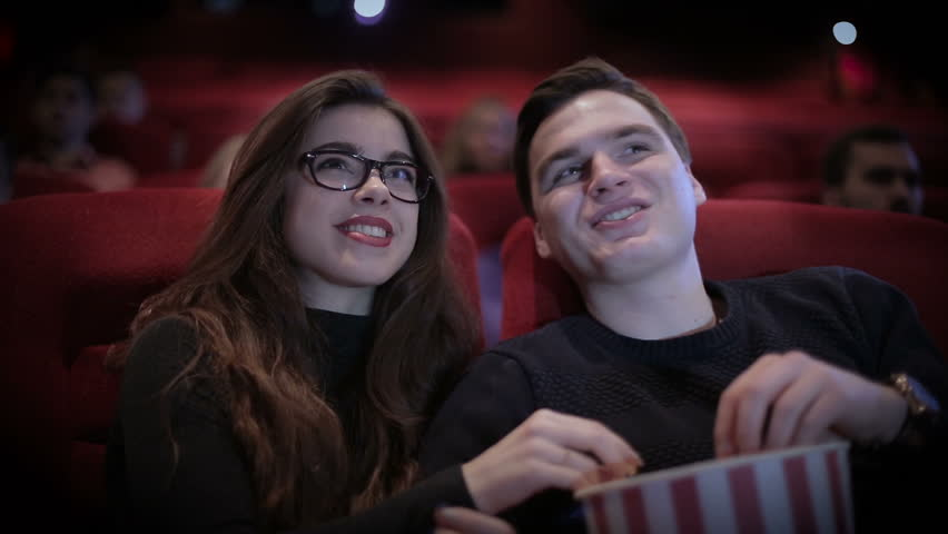 Image result for movie watching couple