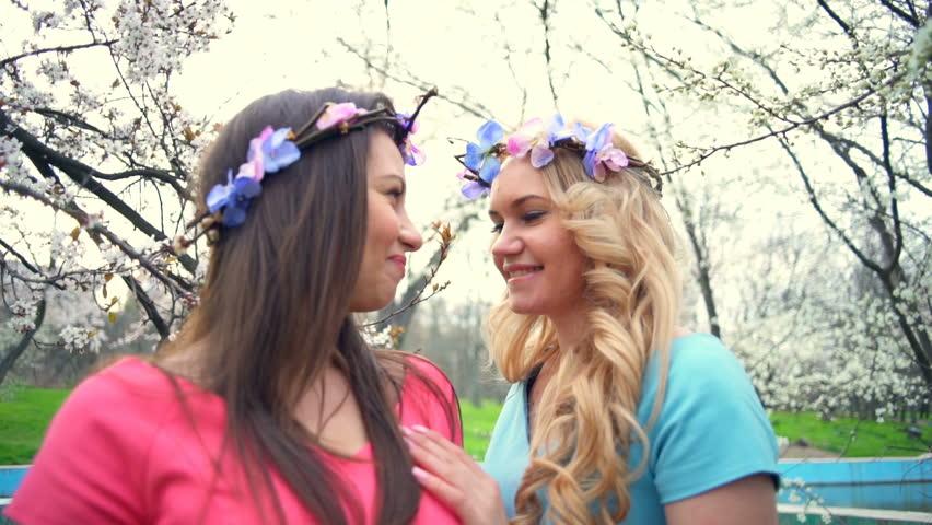 Lesbian Stock Footage Video - Shutterstock-3421