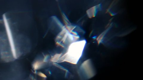 Diamond Prism Macro Background Texture 3
