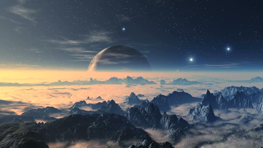 Risultati immagini per alien mountains