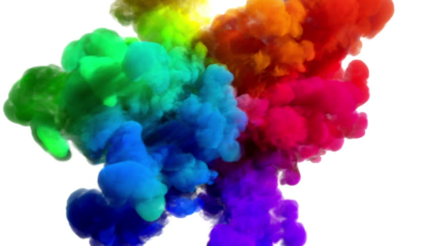 3d Explosion Effect Stock Footage Video