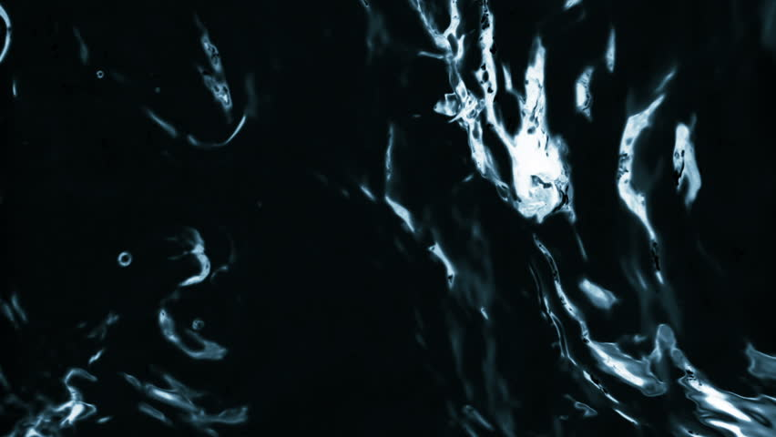 High quality motion animation representing swirling dark liquids and shadows.