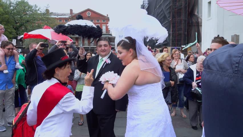 Typical Wedding Ceremony In New Arkistovideomateriaali Tysin