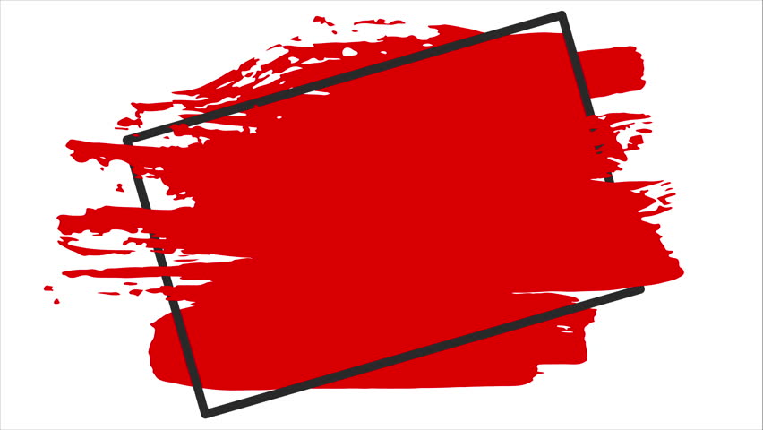 how to use splatter frame paint