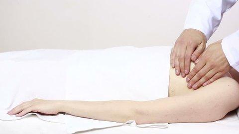hot brust massage