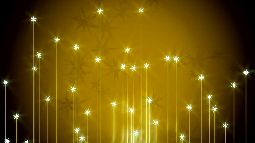 Yellow stars as background | Shutterstock HD Video #1692496