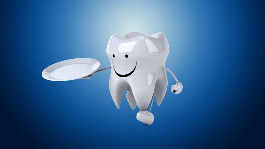 Tooth   Shutterstock HD Video #17349622