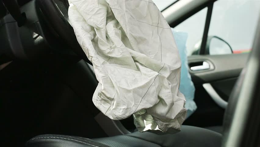 Header of air bag