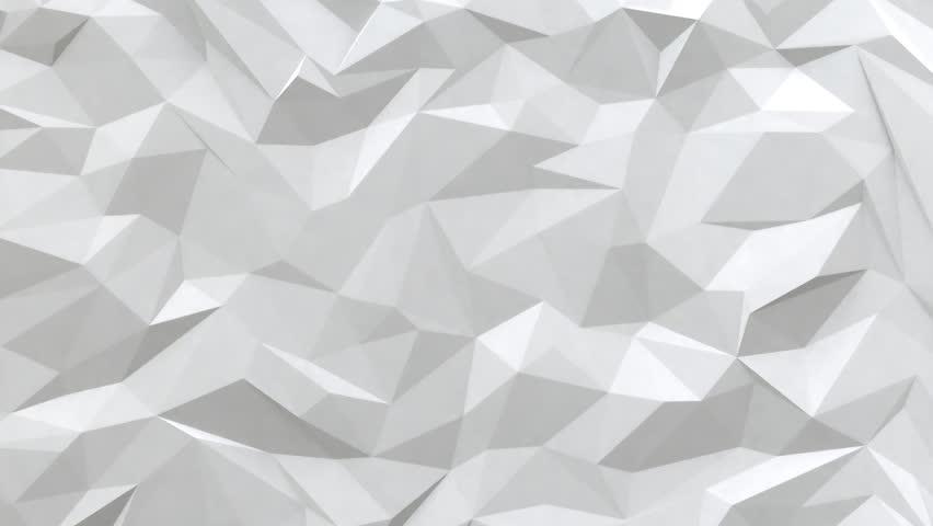 Polygon background - Digital animation | Shutterstock HD Video #17526754