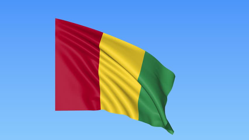 достопримечательности гвинеи фото флаг левой колонке показаны