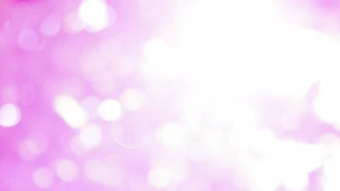 Video Stock A Tema White Pink Bokeh Background Ultra 100 Royalty