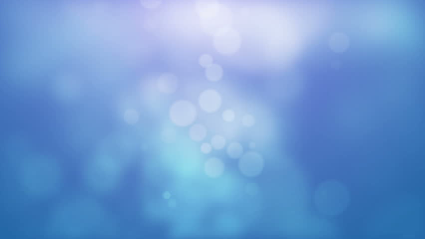 Abstract Moving Particle Background - Seamless Loop