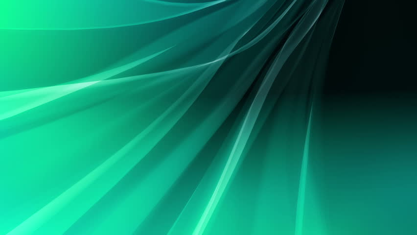 Green Socom 16 In Hdwallpaper: Turquoise Abstract Background Loop Stock Footage Video
