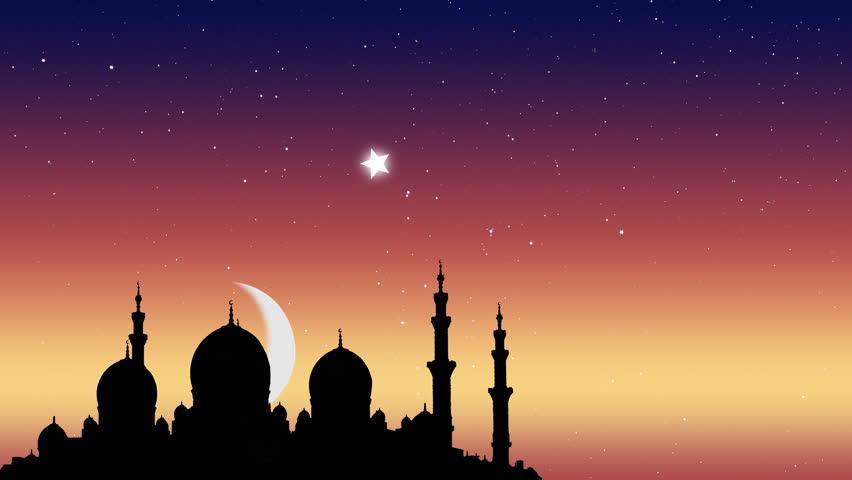 Ramadan Kareem Stock Footage Video