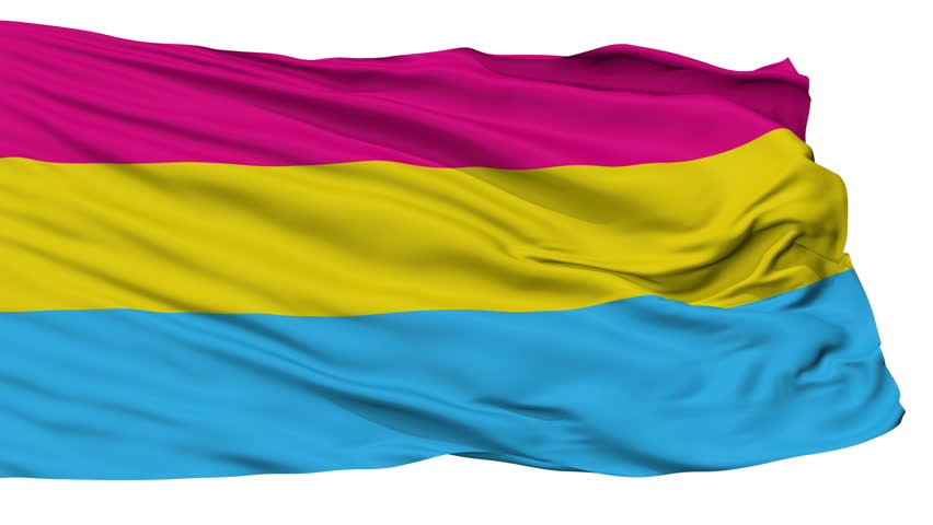 Pansexual flag facebook