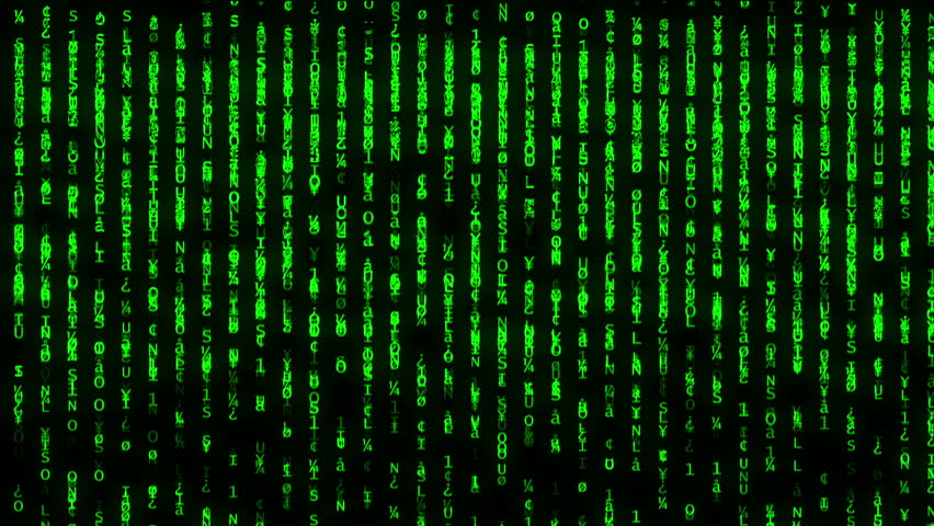 Matrix Green Data Stock Footage Video (100% Royalty-free) 18548252 |  Shutterstock