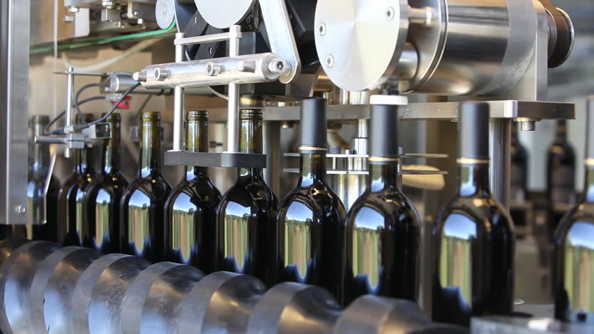 Beer Manufacturing 02 Beer Bottle Manufacturing Machine