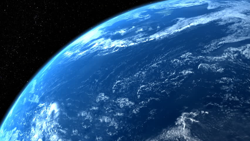 A human population infographic slowly fills the color of the people characters with the planet earth rotating in the background. Good for global, national or regional population inferences. | Shutterstock HD Video #18810002