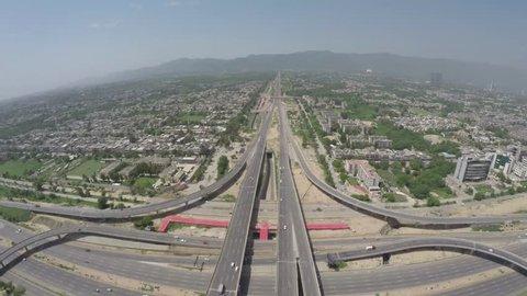 Islamabad Biggest flyover F