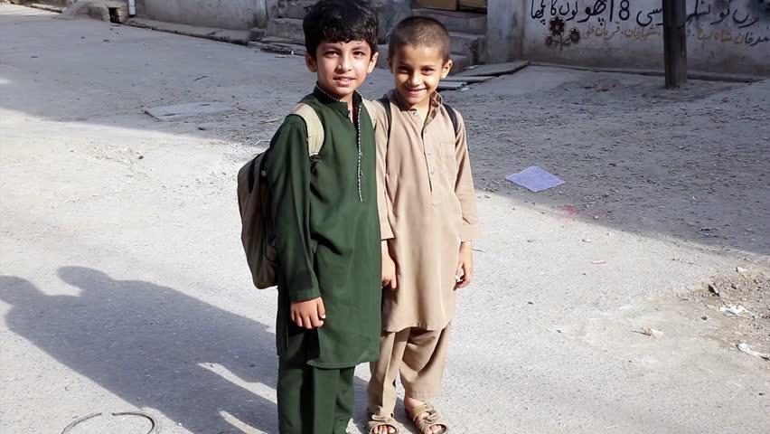Peshawar, Pakistan - Aug 10: Stock Footage Video (100% Royalty-free)  19072912 | Shutterstock