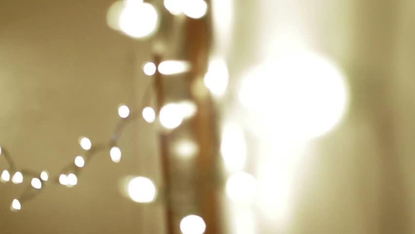 Lights decoration for holidays
