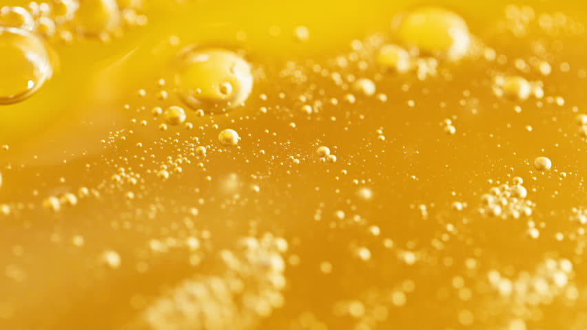 Sweet orange syrup boiling slowly, close up view | Shutterstock HD Video #19370422