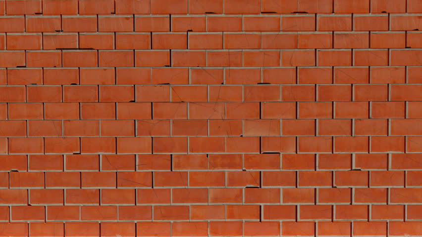 Red Brick Texture Background Stock Video Footage 4k And Hd Clips Shutterstock