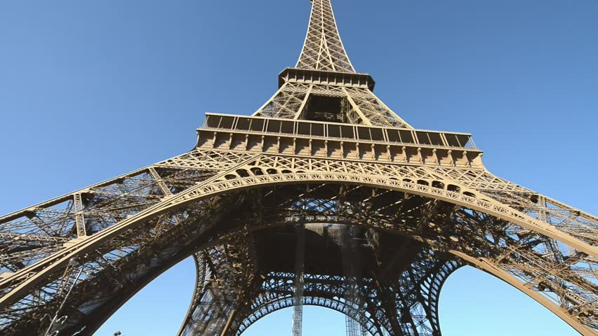 Paris Eiffel Tower. | Shutterstock HD Video #19492399