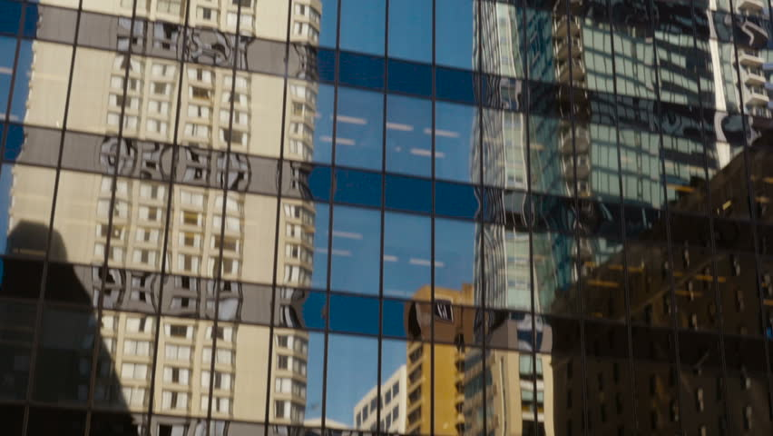 Downtown glass building in Vancouver #19574362