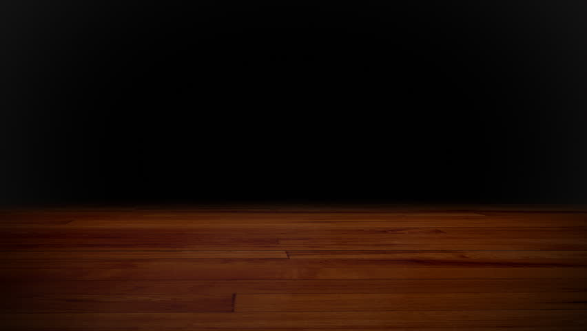 play basketball on the wood floor - HD stock video clip - Basketball Bouncing On The Wood Floor Stock Footage Video 1969513