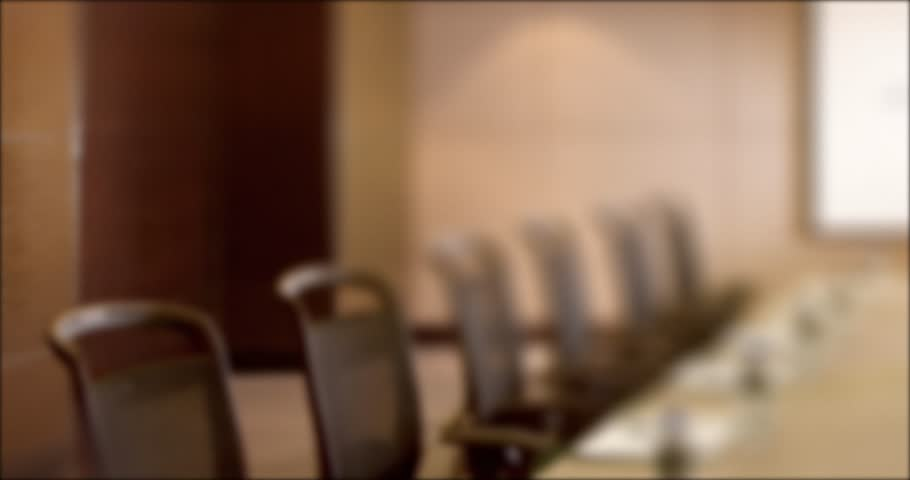 Office Conference Room For Use Stock Footage Video 100