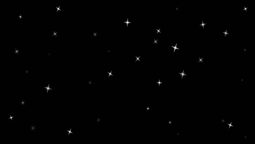 Flickering stars in the night sky | Shutterstock HD Video #20058772