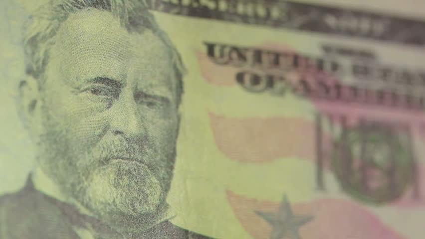 Dollar bill on fire. fire and money. 50   Shutterstock HD Video #20203132