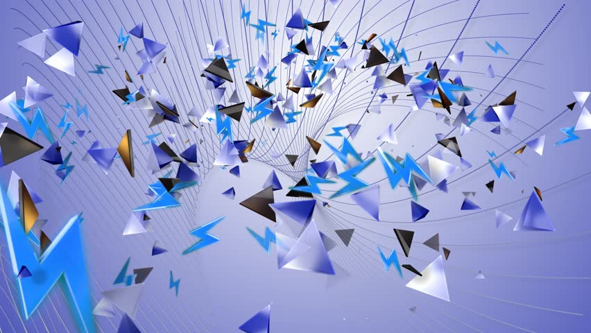 Loopable presentation motion graphics abstract background | Shutterstock HD Video #20239912