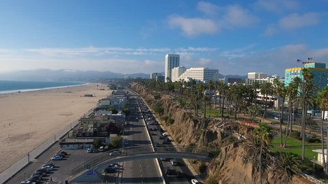 Santa Monica PCH Flyover