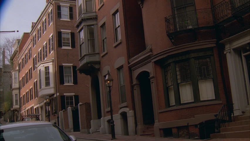 Day Right 2 Different Nice Red Brick Row Houses Step Up Apartments ...