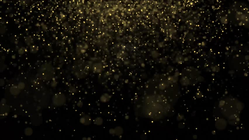 Glowing star particle in random direction  3D render abstract background  animation motion graphic with copy space on black background  | Shutterstock HD Video #20607700