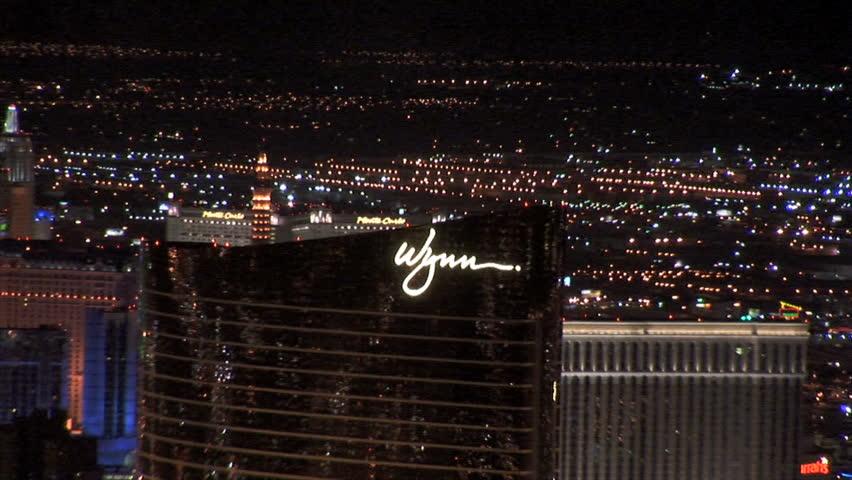 LAS VEGAS, NEVADA - CIRCA 2010: The Wynn in Las Vegas