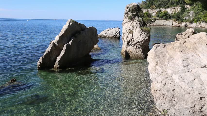 Header of Adriatic Sea