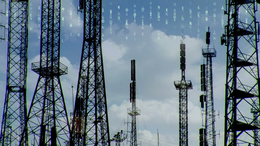 Transmitter Science and Technology background 5 | Shutterstock HD Video #2129762