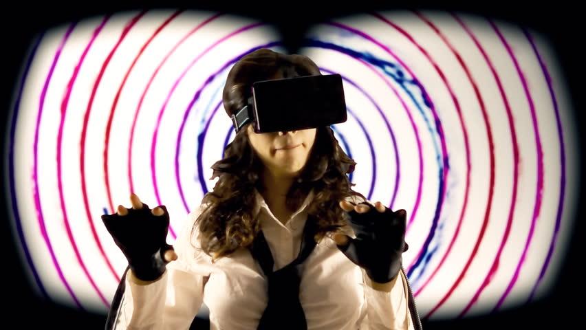 Authoritative Virtual girl 1