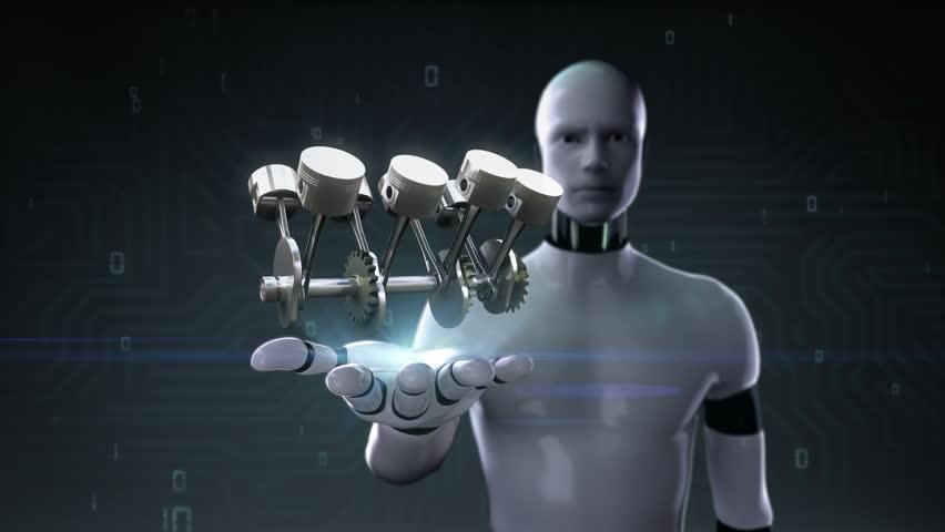 collision avoidance robot