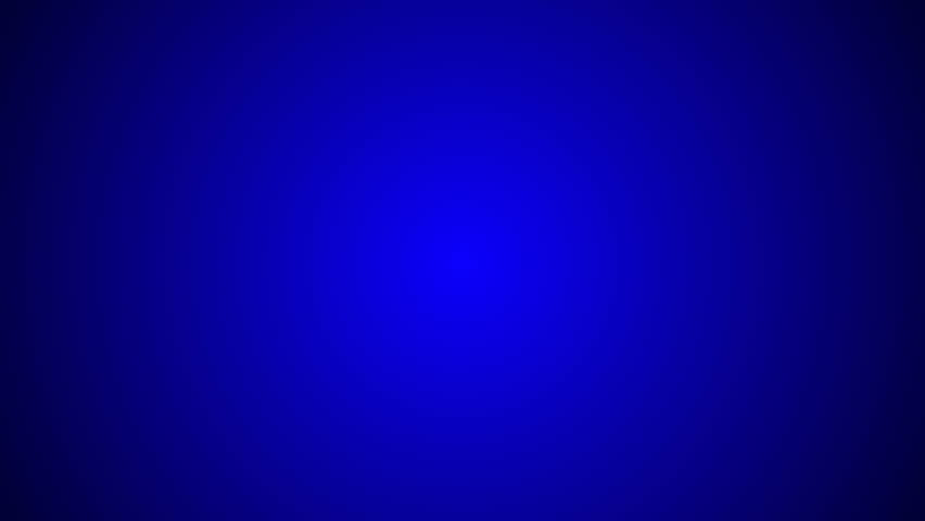 animated blue abstract background with blurred magic neon