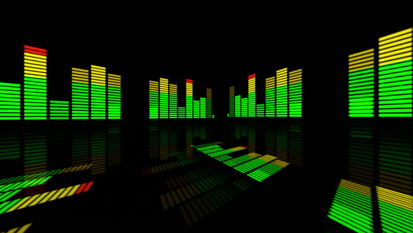 """Concert Stage 3D Sound graphic equalizer (series 4 version From 1 to 15 ) """" Thing Different """" + """" Virtual Series """""""