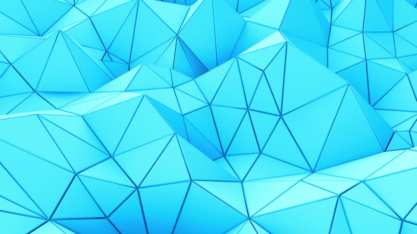 Loop video. Futuristic background with lines. Abstract low-poly, polygonal triangular mosaic background for web, presentations and prints. Grunge surface. 3d Rendering. Realistic 3D design template. | Shutterstock HD Video #21657142