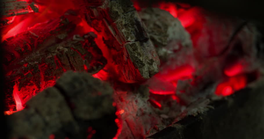 Charcoal Fire Burning 4k Close Stock Footage Video 100 Royalty Free 21785542 Shutterstock