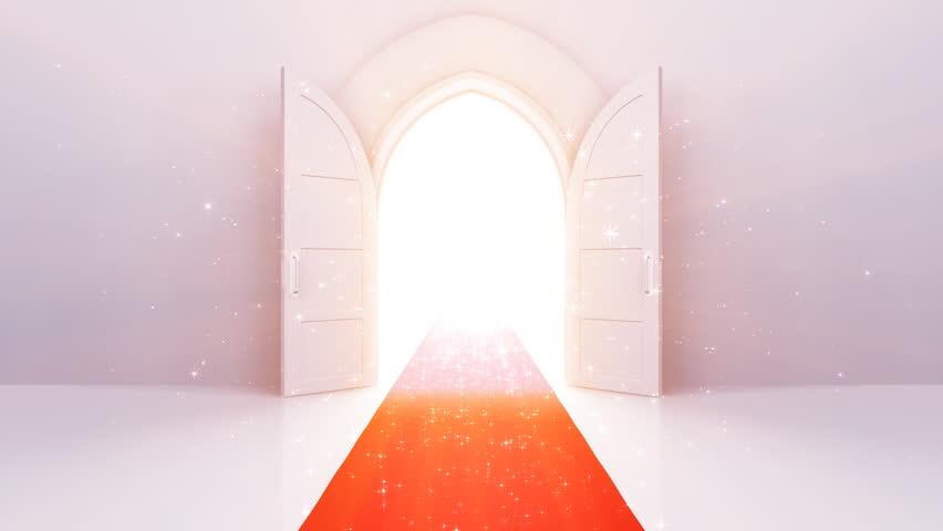 Door Opening. - HD stock video clip & Opening Church Doors Stock Footage Video 1972120 | Shutterstock Pezcame.Com