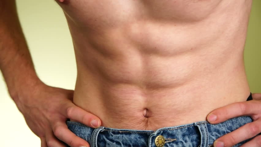 Stock video of young man showing his abs 2184502 shutterstock altavistaventures Gallery