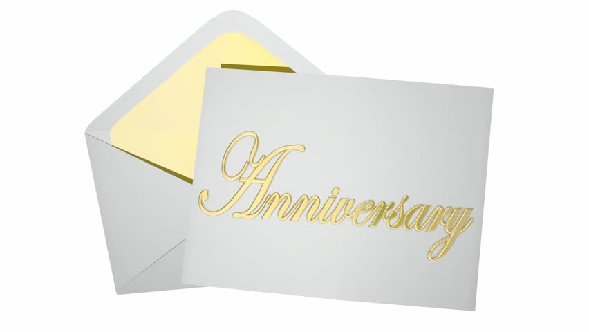 Engaged notice invitation opening engagement party 3d animation anniversary invitation party event envelope 3d animation hd stock video clip stopboris Gallery