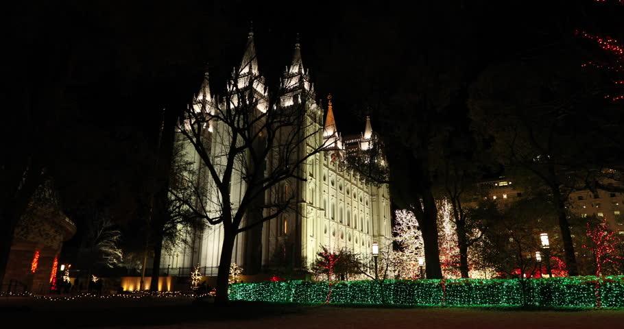 Salt Lake City, Utah - Stock Footage Video (100% Royalty-free) 22248712 |  Shutterstock